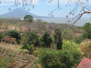 Ometepe in May 2011